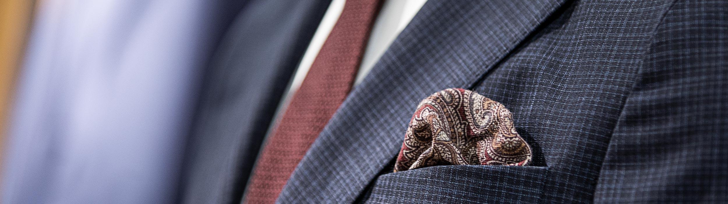 Med stil och kvalitet i fokus hos oss på Tremark Herrmode