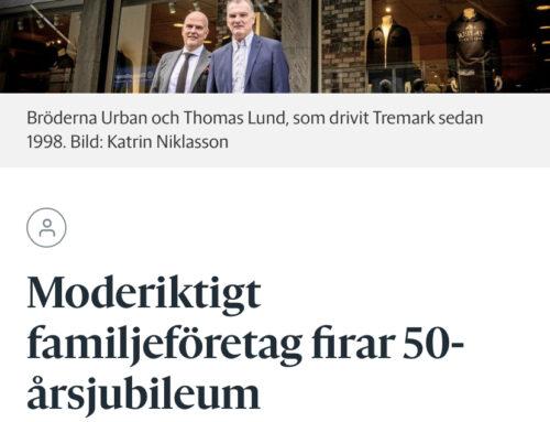 Artikel i Alingsås Tidning